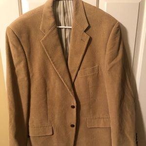 Chaps men's corduroy jacket